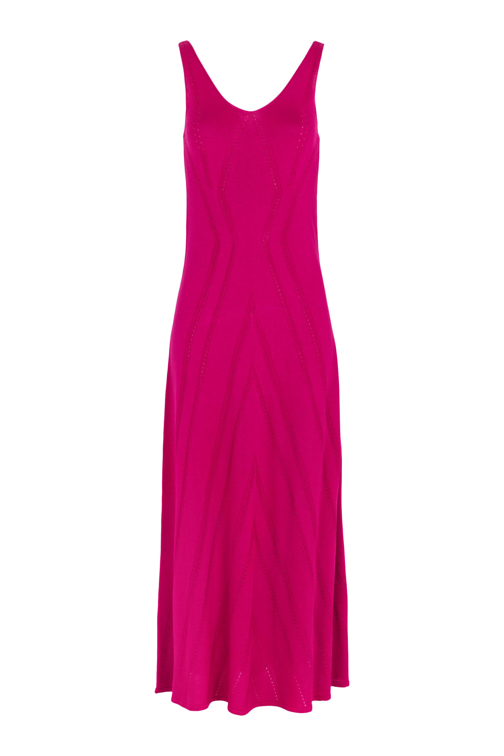 Long Dress Fucsia